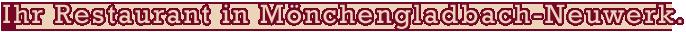 Restaurant Schürkens Header